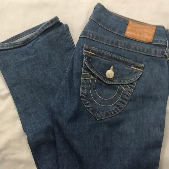 True Religion Denim - True Religion Boot Cut Jeans Size 27